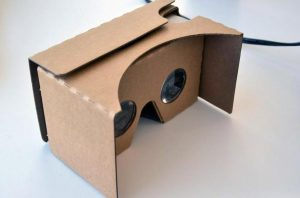 vr cardboard diy headset