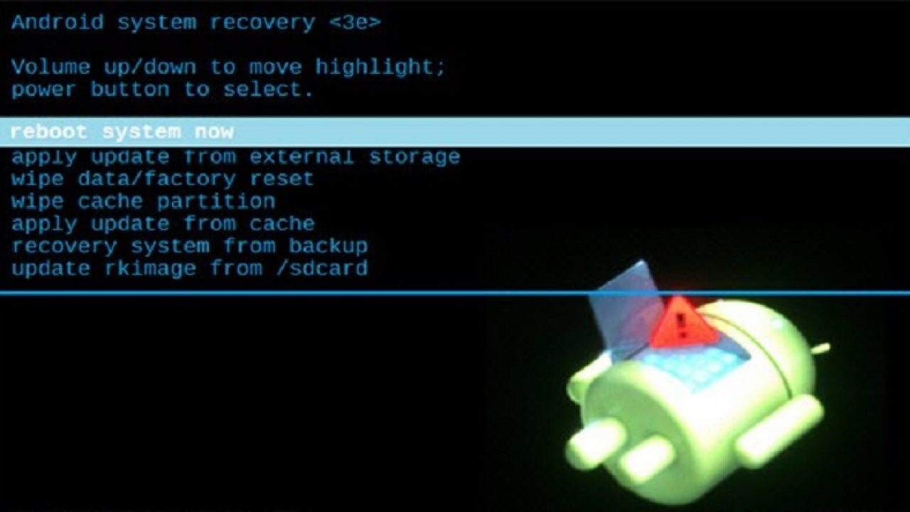 How To Enter Recovery Mode in Android? Boot to recovery?