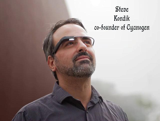 Founder of CyanogenMod