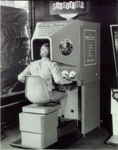 vr history machines headsets