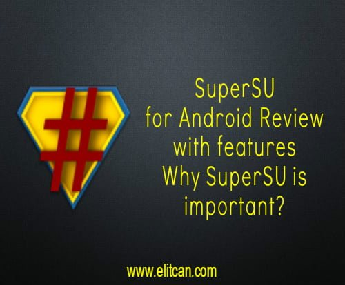 SuperSU for Android