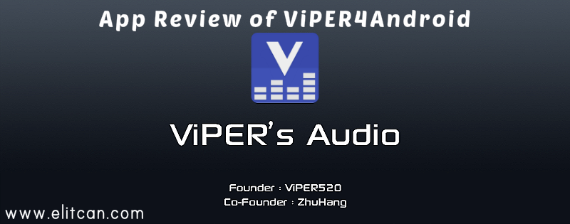 App review of ViPER4Android