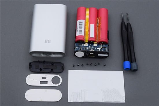Inside Powerbank