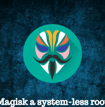 Magisk a system-less root